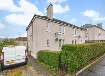 Thumbnail 1 bed flat for sale in Donaldson Avenue, Kilsyth, Glasgow
