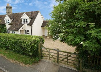 Thumbnail 3 bed semi-detached house for sale in Cambridge Road, Wimpole, Royston