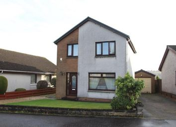 Thumbnail 3 bed detached house for sale in Lairds Hill Place, Kilsyth, Glasgow, North Lanarkshire