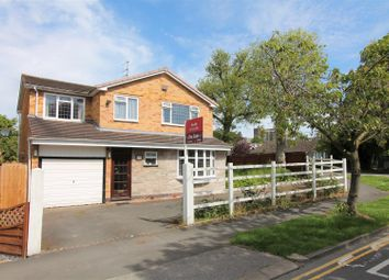 Thumbnail 4 bed property for sale in Greville Road, Kenilworth