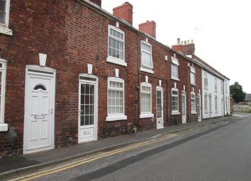 Thumbnail 2 bedroom terraced house to rent in Canal Road, Worksop