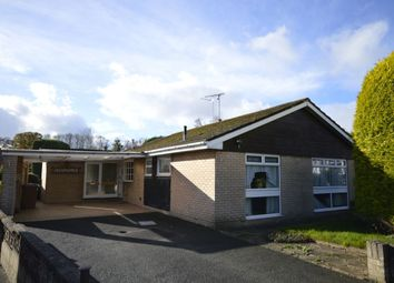 Thumbnail 3 bed bungalow for sale in Cranbrook Drive, Oswestry
