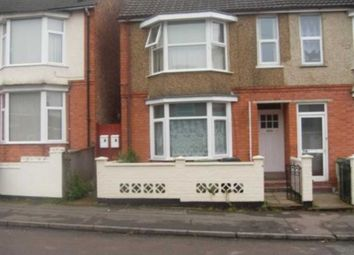 Thumbnail 1 bed maisonette to rent in Albert Road, Wellingborough