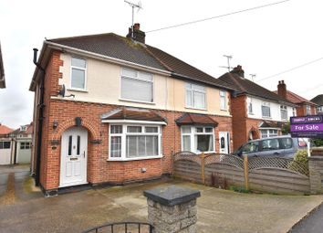 Thumbnail 3 bed semi-detached house for sale in Smythies Avenue, Colchester