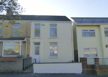 Thumbnail 3 bedroom terraced house for sale in Station Road, Fforestfach, Swansea
