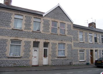 Thumbnail 3 bedroom terraced house for sale in Merthyr Street, Barry
