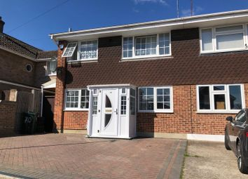 Thumbnail 3 bed semi-detached house to rent in Briar Road, Bexley