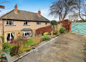 Thumbnail 3 bed semi-detached house for sale in Harewood Avenue, Eastburn, Keighley