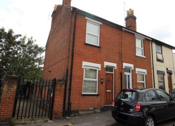Thumbnail 2 bed end terrace house for sale in 15 Kenyon Street, Ipswich, Suffolk