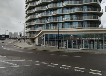 Thumbnail Retail premises to let in The Hoola Building, 5 Tidal Basin Road, London