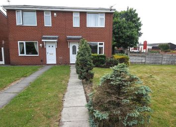 Thumbnail 3 bed semi-detached house for sale in Downbrook Way, Ashton-In-Makerfield, Wigan