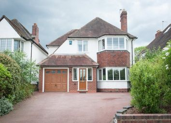 Thumbnail 4 bed detached house for sale in Eachelhurst Road, Walmley, Sutton Coldfield
