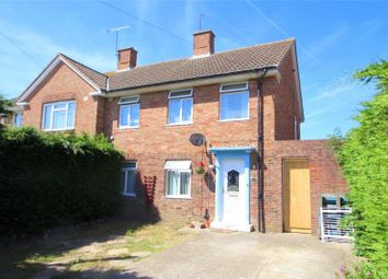 Thumbnail 3 bed semi-detached house for sale in Peveril Drive, Sompting, West Sussex