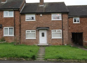 Thumbnail 2 bed terraced house to rent in Gervase Walk, Sheffield