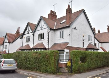 Thumbnail 4 bed semi-detached house for sale in Norton Road, Roundhay, Leeds