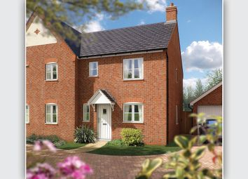"Thumbnail 3 bed semi-detached house for sale in ""The Southwold"" at Trentlea Way, Sandbach"