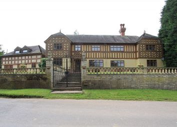 Thumbnail 7 bed detached house for sale in Old House Lane, Corley, Coventry, Warwickshire