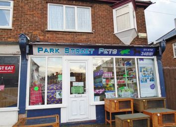 Thumbnail Retail premises for sale in Park Street, Cleethorpes