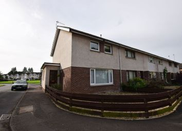 Thumbnail 3 bed end terrace house for sale in Broomlea Court, Kelso