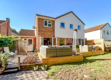 Thumbnail 4 bed detached house for sale in Kevin Close, Kingsclere, Newbury, Hampshire