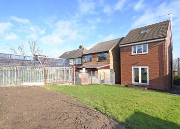 Thumbnail 3 bed detached house for sale in Woodthorpe Road, Richmond, Sheffield