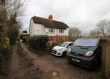 Thumbnail 2 bedroom semi-detached house for sale in Garden City Villas, Mill Lane, Bradville, Milton Keynes