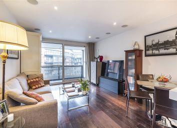 Thumbnail 2 bed flat for sale in Bramah House, 9 Gatliff Road, London