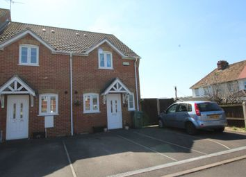 Thumbnail 2 bed terraced house for sale in Bentley Grove, Calne