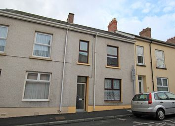 Thumbnail 4 bed terraced house for sale in Parcmaen Street, Carmarthen, Carmarthenshire