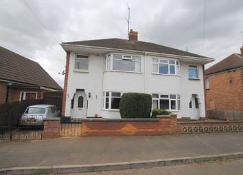 Thumbnail 3 bed semi-detached house for sale in Roland Way, Higham Ferrers, Rushden