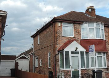 Thumbnail 3 bed semi-detached house to rent in Ragdale Road, Northfields, Leicester