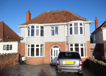 Thumbnail 4 bed detached house for sale in Wembdon Hill, Wembdon, Bridgwater