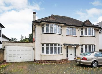 Thumbnail 4 bedroom detached house to rent in Hayes Lane, Beckenham