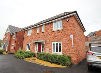 Thumbnail 4 bed detached house for sale in Woodgate Drive, Chellaston, Derby