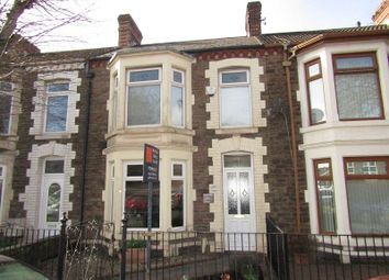 Thumbnail 3 bed terraced house for sale in Devonshire Place, Port Talbot, Neath Port Talbot.
