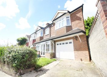 Thumbnail 4 bed end terrace house for sale in Lynmouth Avenue, Enfield