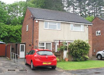 Thumbnail 2 bed semi-detached house for sale in Heol Seddon, Danescourt, Cardiff