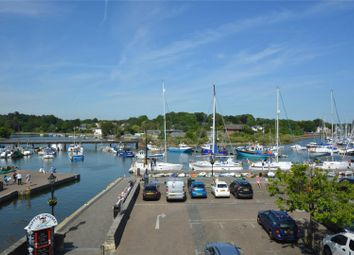 Thumbnail 3 bed flat for sale in Admirals Court, Quay Road, Lymington, Hampshire