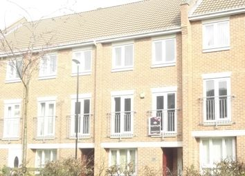 Thumbnail 4 bedroom terraced house to rent in Carroll Crescent, Coventry