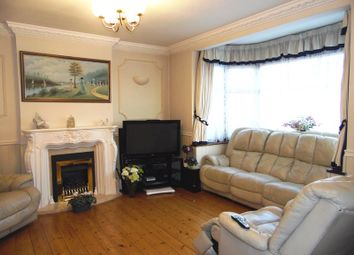 Thumbnail 4 bed semi-detached house for sale in Osidge Lane, Southgate, London