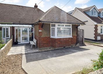 2 bed semi-detached bungalow for sale in Kemp Road, Whitstable CT5
