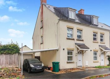 Thumbnail 3 bed semi-detached house for sale in Lady Beam Court, Callington