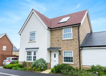 Thumbnail 4 bed detached house for sale in Christmas Tree Crescent, Hockley