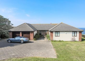 Thumbnail 4 bed detached bungalow for sale in Mourne View, Peel, Isle Of Man