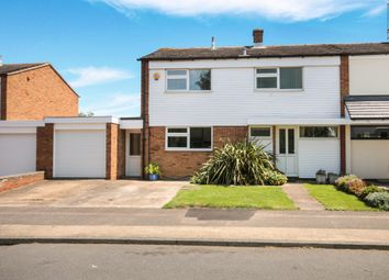 Thumbnail 4 bedroom semi-detached house for sale in Copse Hill, Harlow