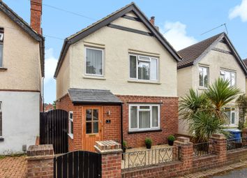 Thumbnail 3 bed detached house for sale in Yeovil Road, Farnborough