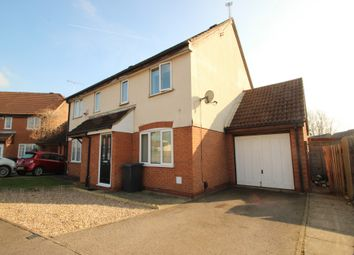 Thumbnail 3 bed semi-detached house for sale in Swinford Hollow, Northampton, Northamptonshire