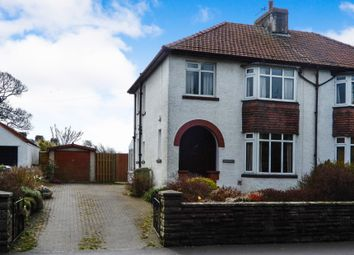 Thumbnail 3 bed semi-detached house for sale in Hope Croft, West Road, Wigton, Cumbria
