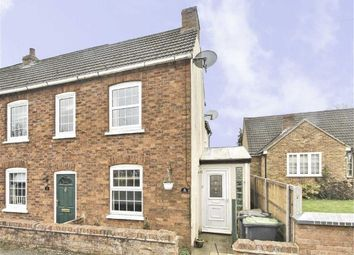 Thumbnail 2 bed semi-detached house for sale in High Street, Cranfield, Bedford