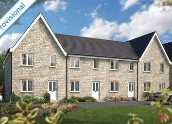 "Thumbnail 3 bedroom terraced house for sale in ""The Coleridge"" at Hallatrow Road, Paulton, Bristol"